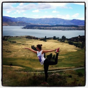 Yoga in Wanaka