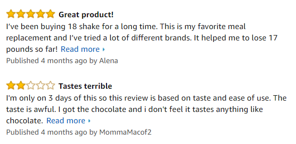 18shake reviews