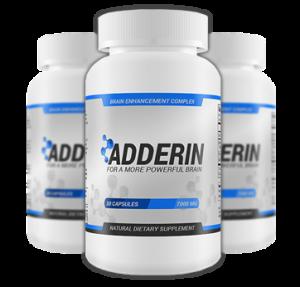 Adderin best brain supplements