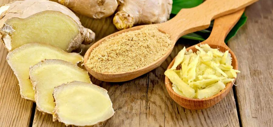 ginger joint pain