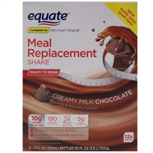 Equate Shake Creamy Milk Chocolate