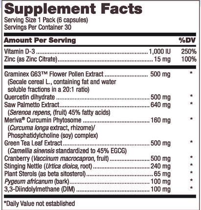 Prost-P10x ingredients