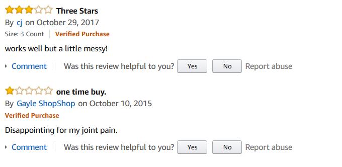 Salonpas Deep Relieving Gel reviews