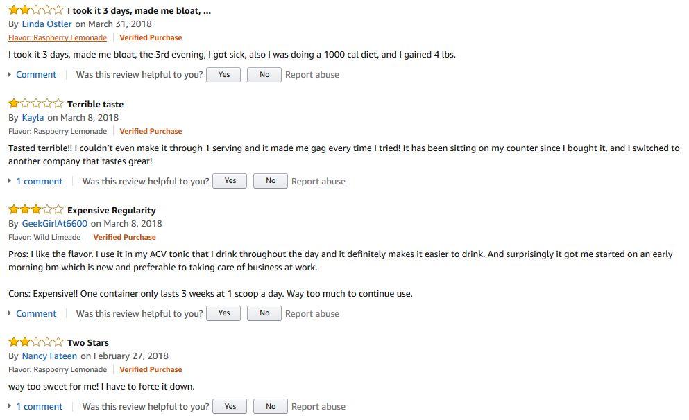 Zenwise Keto-Lift BHB reviews