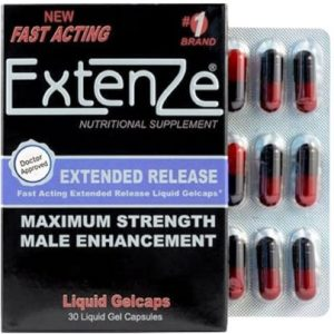 extenze male enhancement