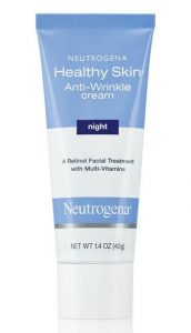 Neutrogena Healthy Skin best anti-wrinkle creams