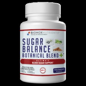 BioNox Sugar Balance Botanical Blend