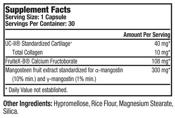 Releve ingredients
