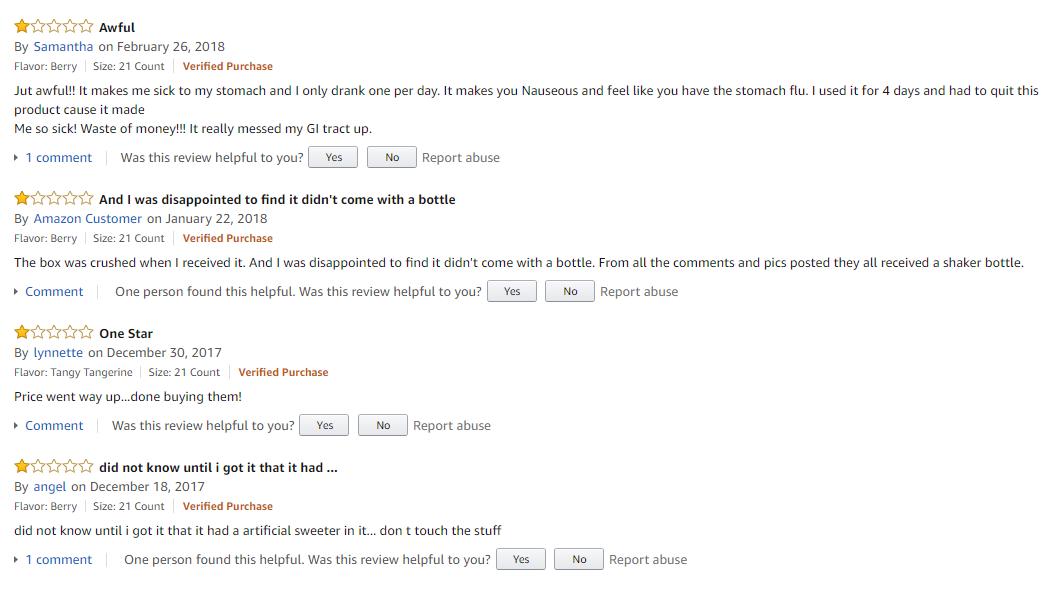 SkinnyStix reviews