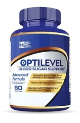VitalNET Labs Optilevel Blood Sugar Support