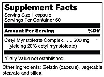 Cetyl Myristoleate ingredients