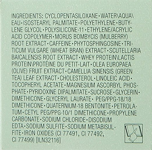 Clinique All About Eyes ingredients