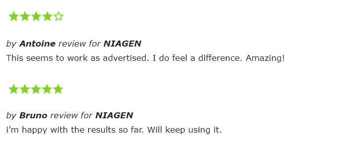 niagen reviews