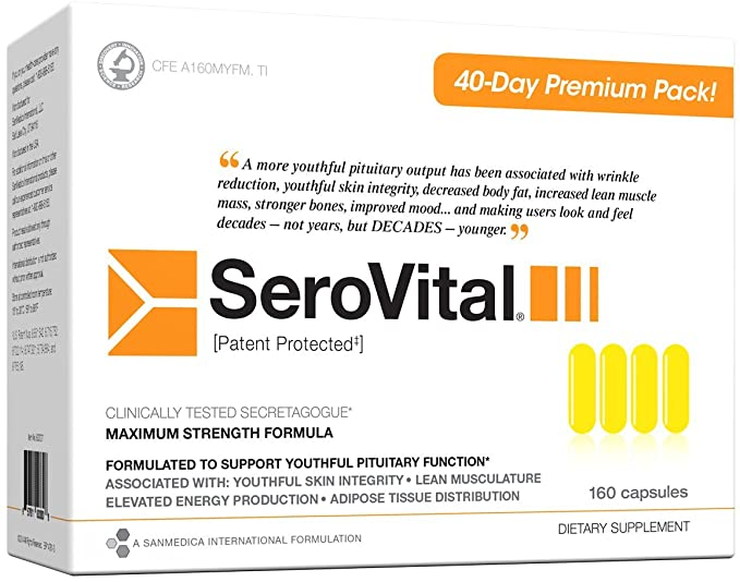 serovital reviews
