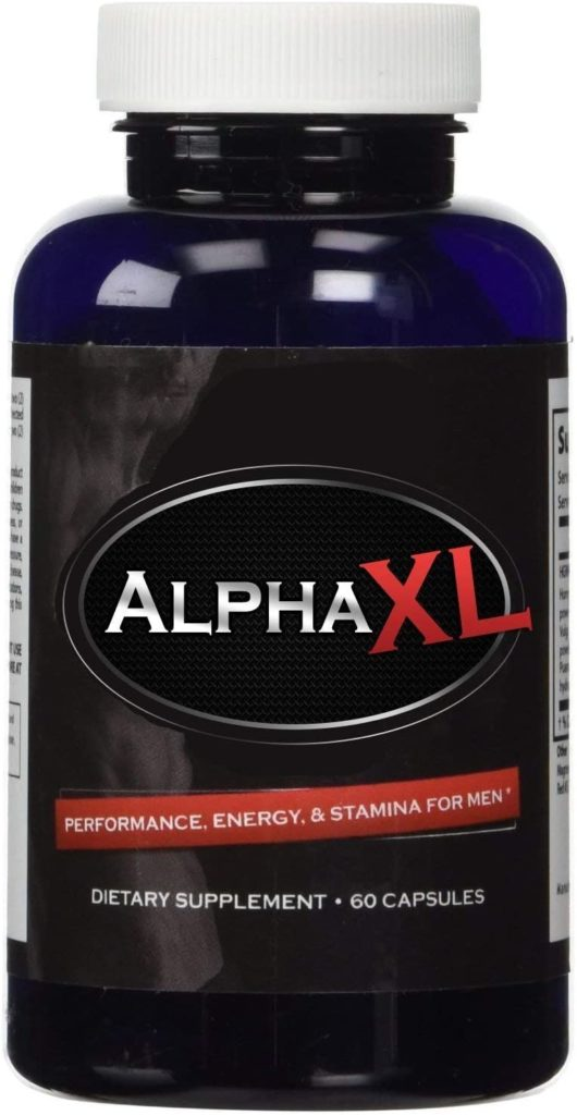 Alpha Male XL