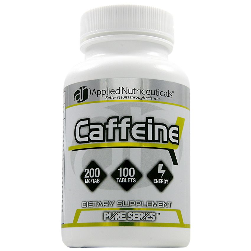 Applied Nutriceuticals Caffeine