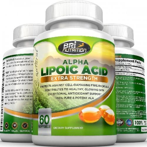 BRI Nutrition Alpha Lipoic Acid