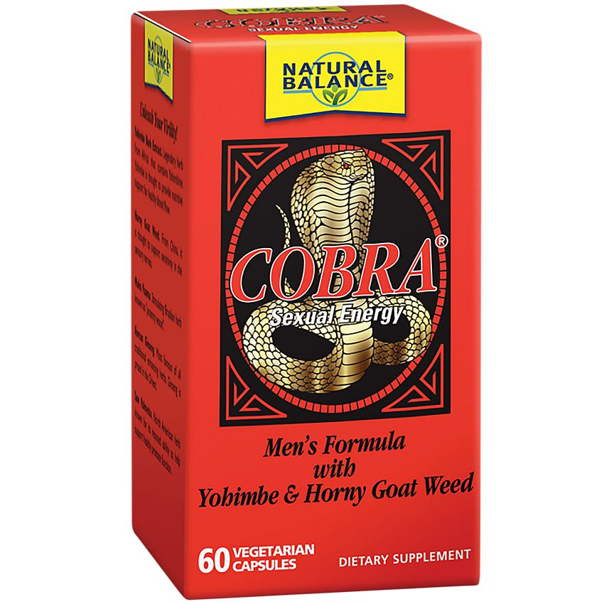 Cobra Sexual Energy