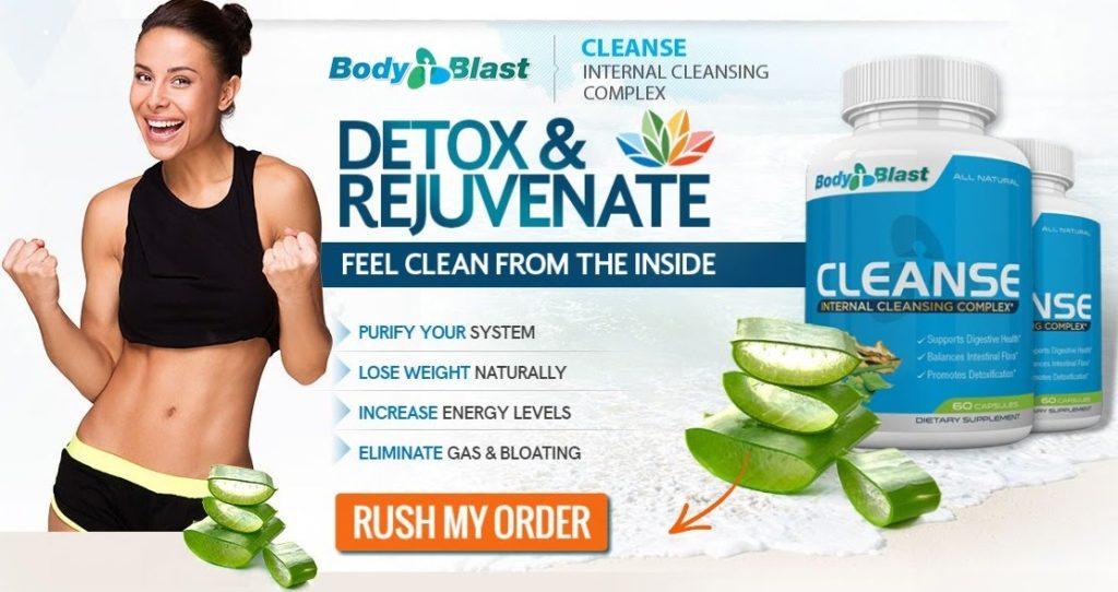 Detox BodyBlast Cleanse