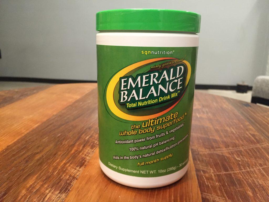 Emerald Balance