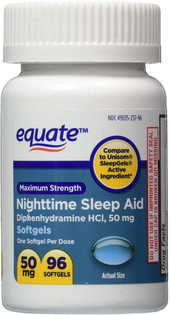 Equate Sleep Aid