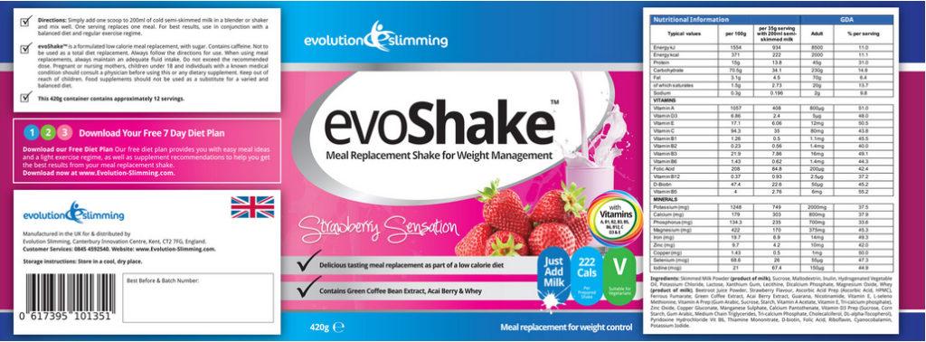 EvoShake