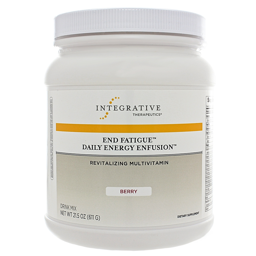 Integrative Therapeutics End Fatigue Daily Energy Enfusion