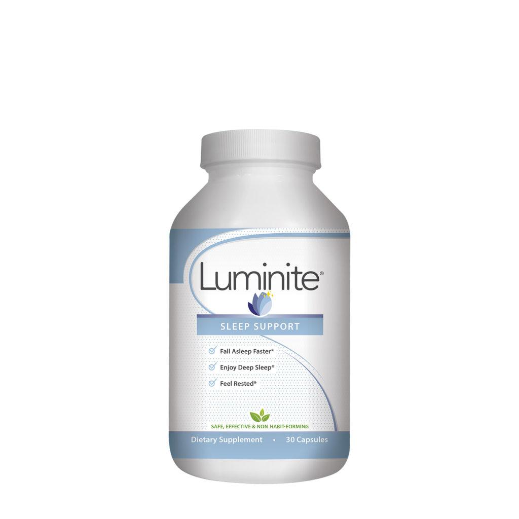 Luminite sleeping pills