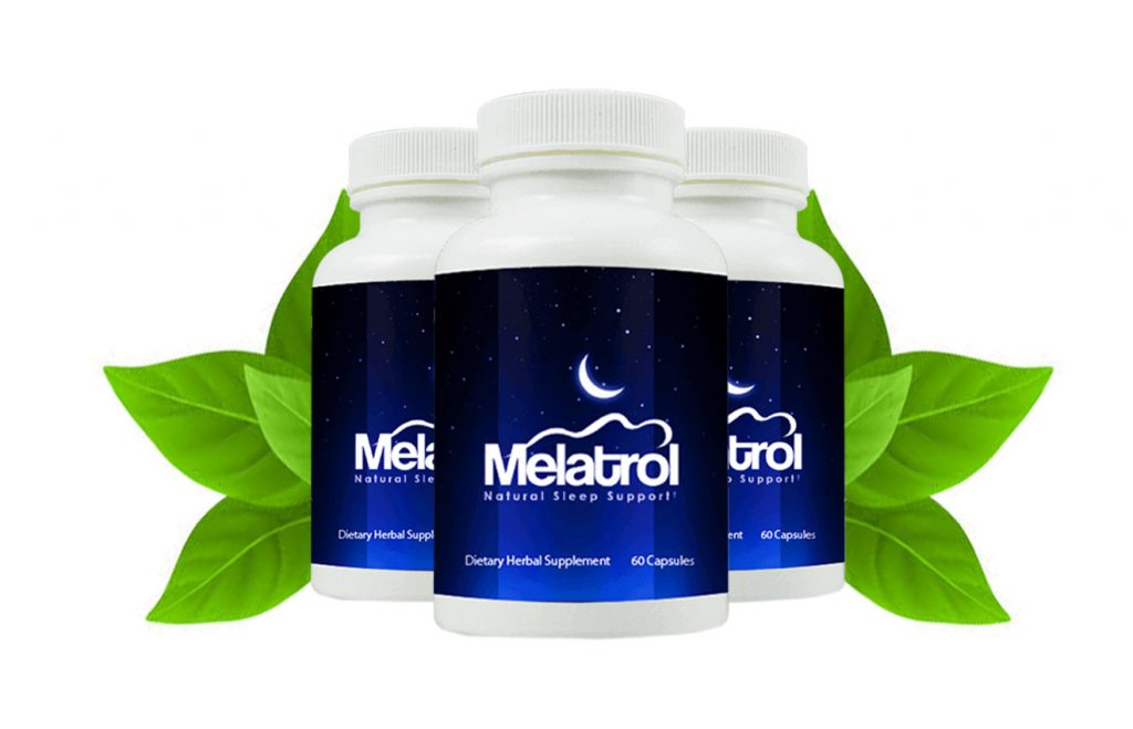 Melatrol sleeping pills