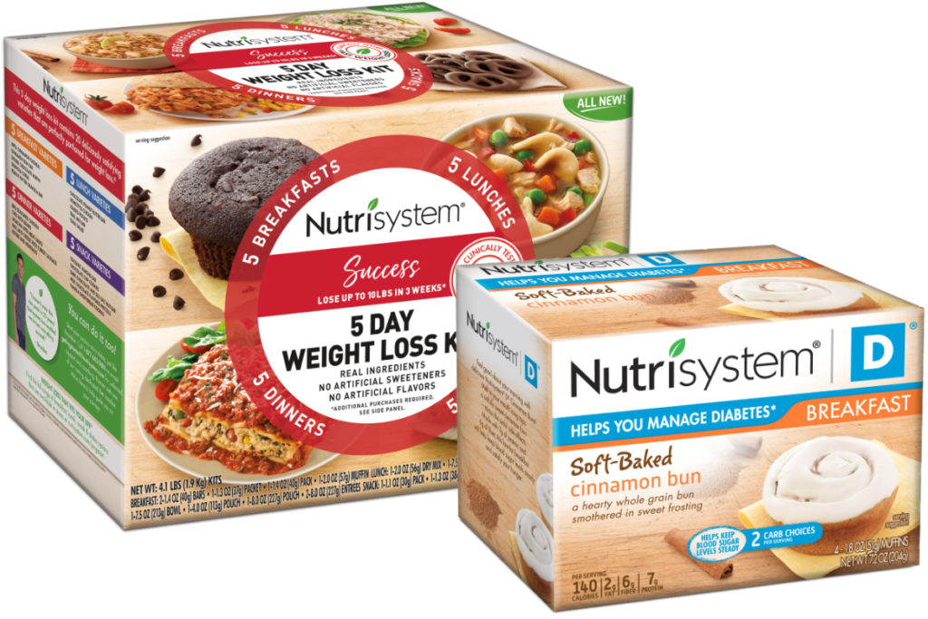Nutrisystem best meal replacement programs