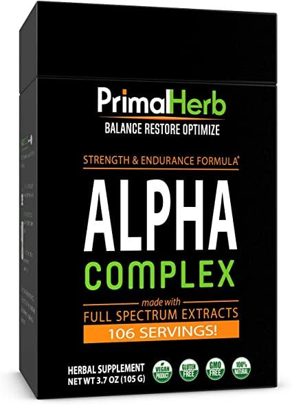 Primal Herb Alpha Complex