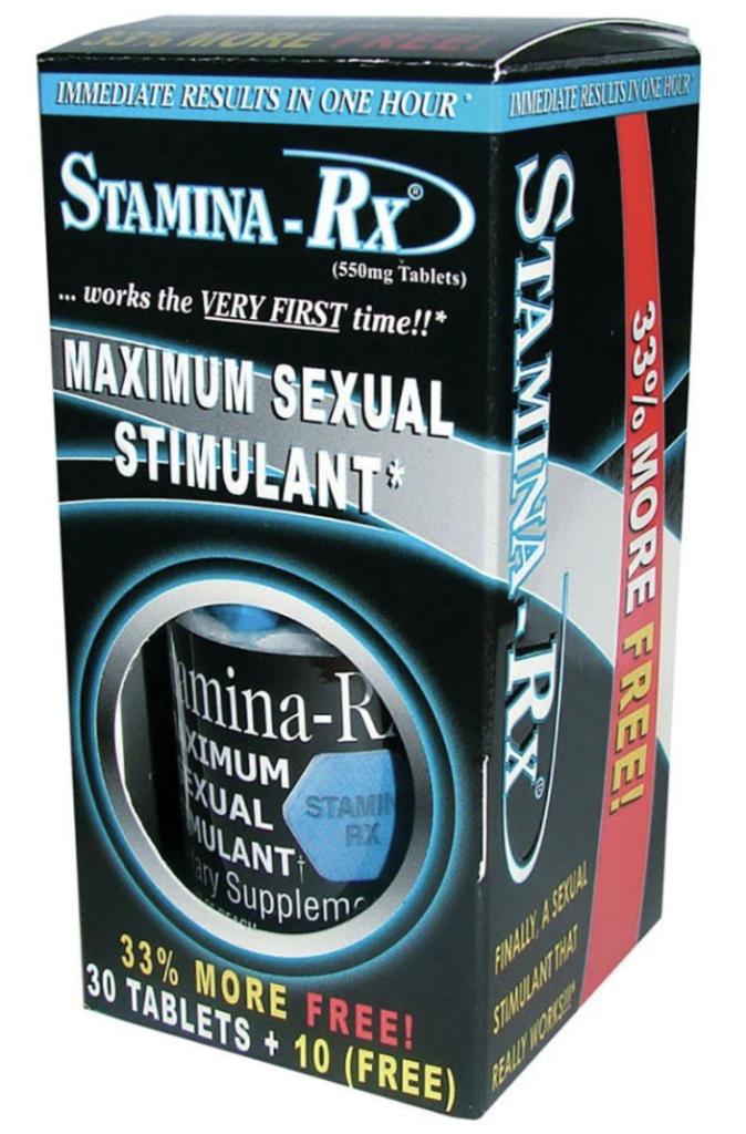 Stamina Rx