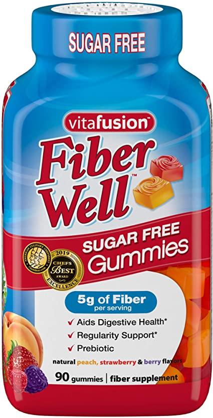 Vitafusion fiber