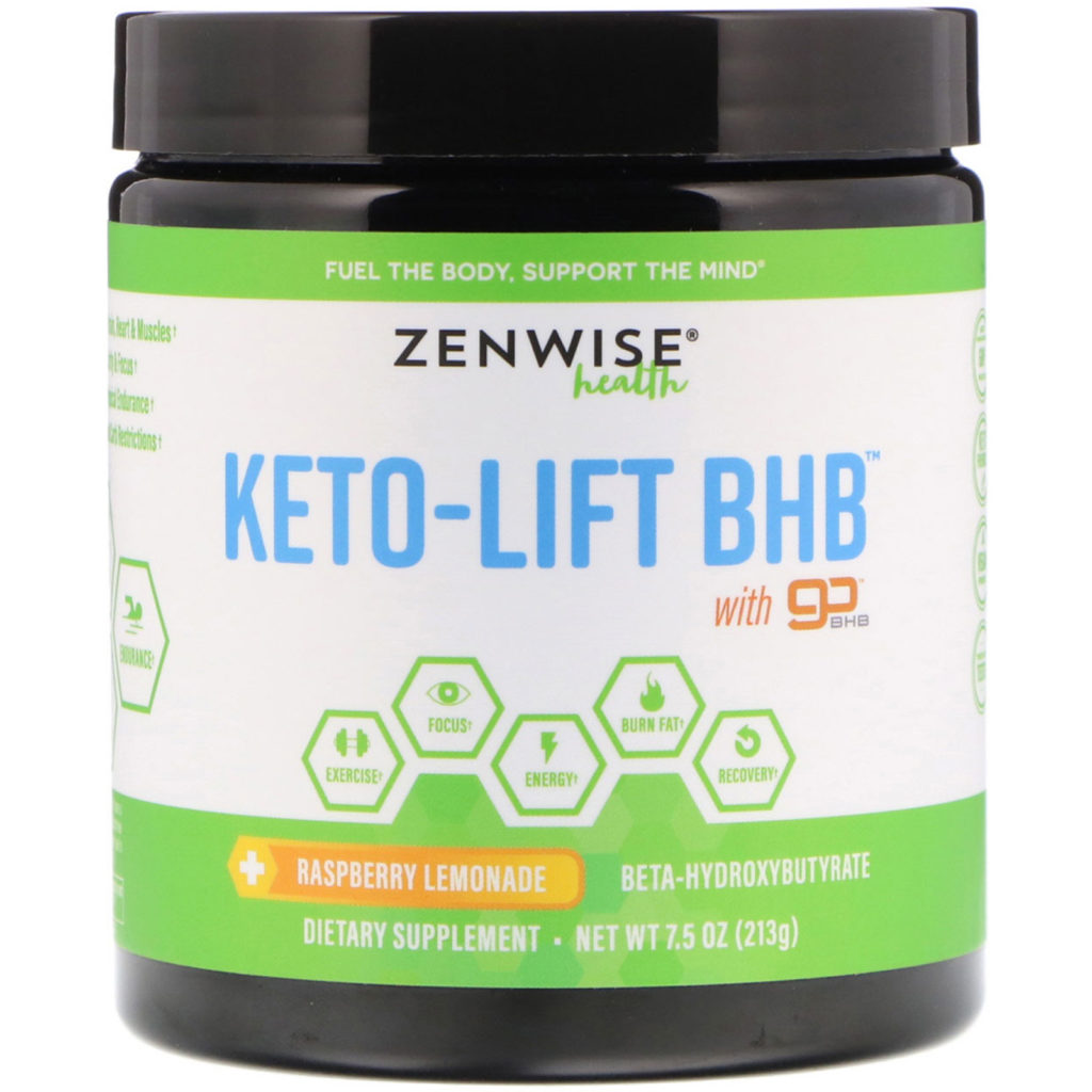 Zenwise Keto-Lift BHB