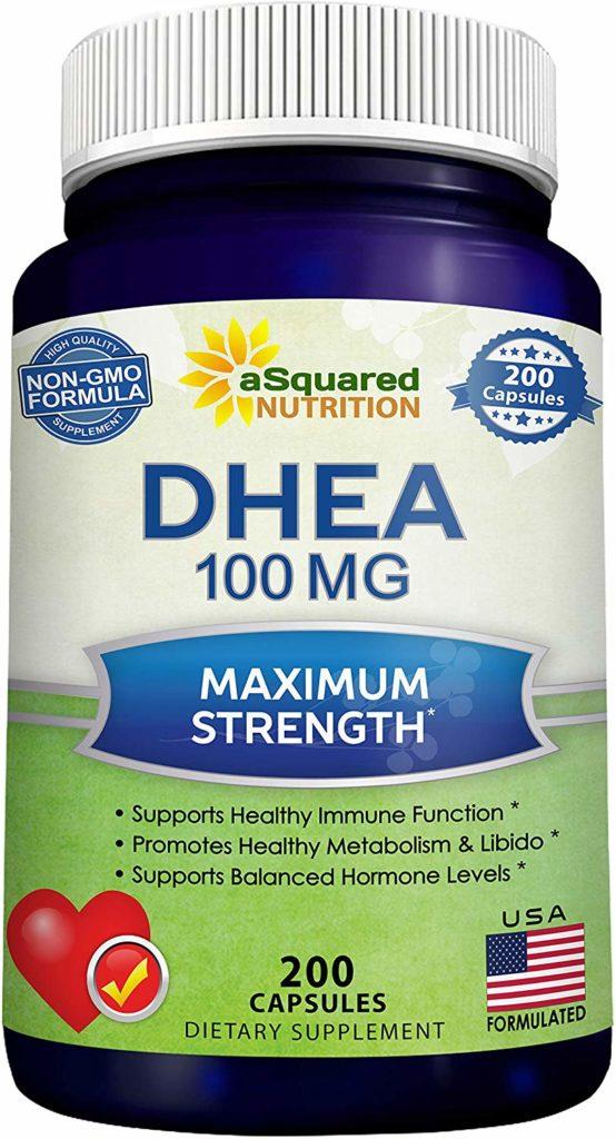 aSquared Nutrition DHEA