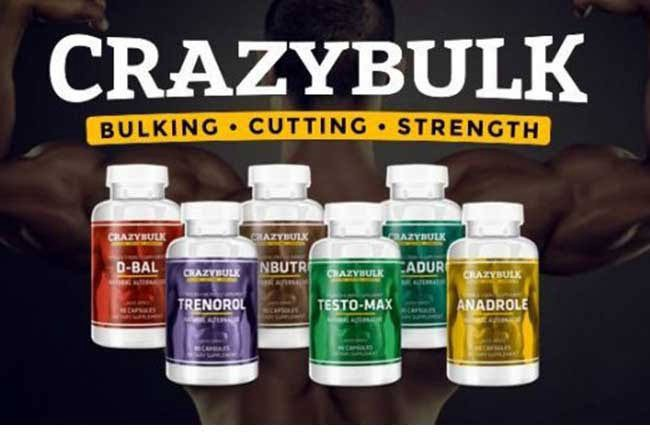 Crazy Bulk best fitness supplements