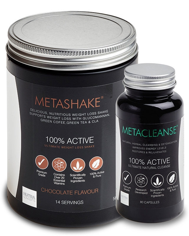 Metashake - weight loss shake