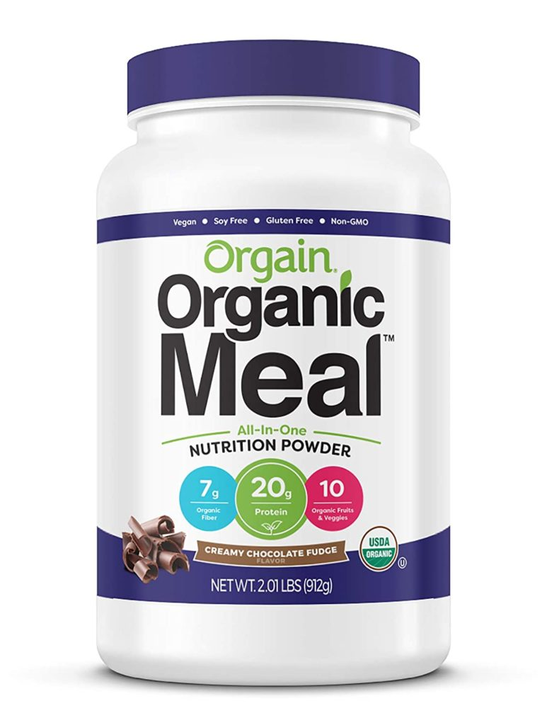 Orgain Meal Replacement