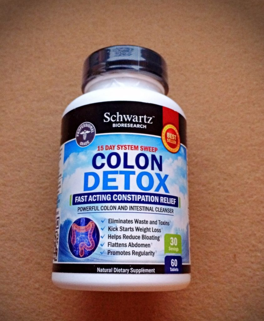 Schwartz Colon Detox