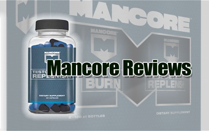 Mancore Testosterone Replenish