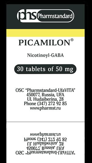 Picamilon nootropic